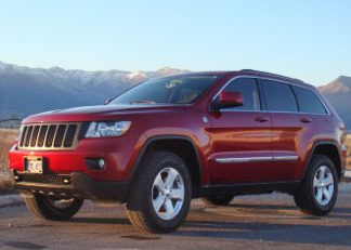 Jeep Grand Cherokee Lift Kit >> Jeep Wk2 Grand Cherokee Leveling Kit 2011 And Newer