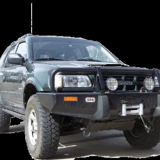 Isuzu Vehicross Lift Kit: 3