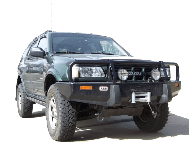 Isuzu Rodeo Bull Bar