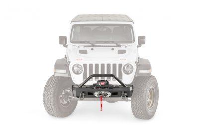 Warn JL Stubby Front Bumper